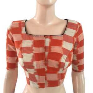 Readymade Ikat Blouses Purchase Online