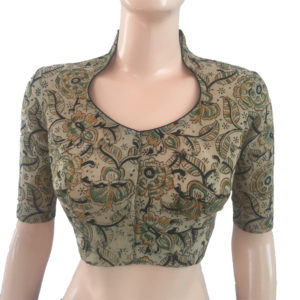 Purchase Readymade Kalamkari Online Blouses