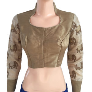 Purchase Readymade Silk Online Blouses