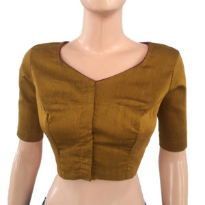 Purchase Readymade Blouses Online Silk