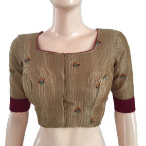 Purchase Online Silk Blouses Readymade