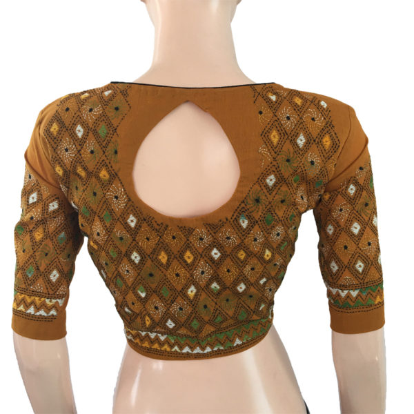 Purchase Kantha Readymade Cotton Blouses Online