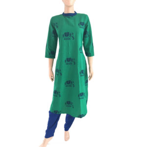Buy Printed Cotton Online Readymade Kurtis