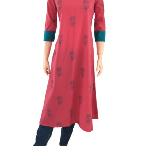 Buy Printed Cotton Online Kurtis Readymade
