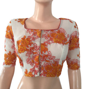 Purchase Georgette Online Readymade Blouses