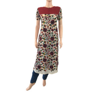 Online Buy Readymade Embroidery Kurtis
