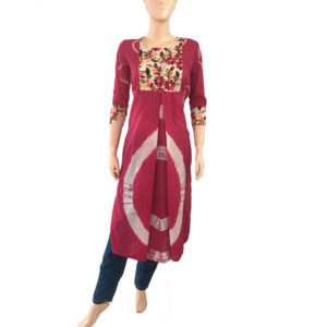 Online Buy Embroidery Readymade Kurtis