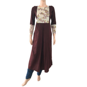 Online Buy Kurtis Readymade Embroidery
