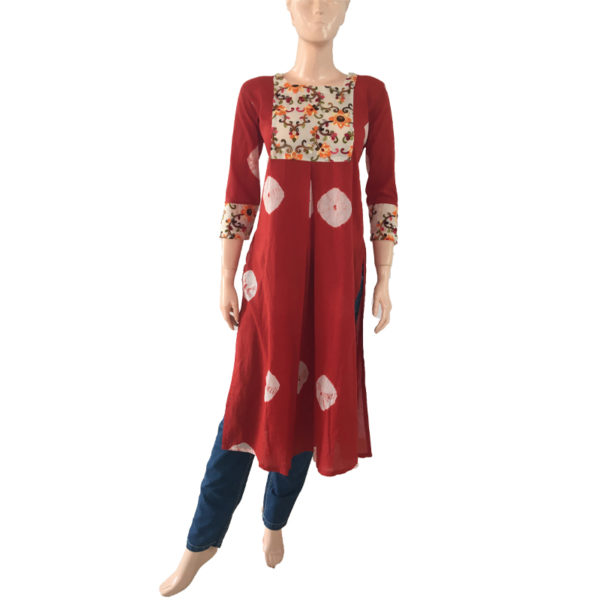 Online Buy Embroidery Kurtis Readymade