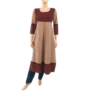 Buy Online Kurtis Printed Cotton Readymade