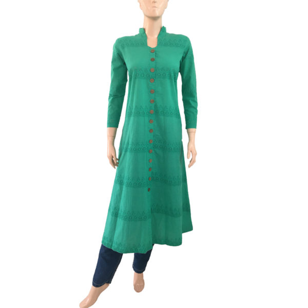 Online Kurtis Buy Readymade Embroidery