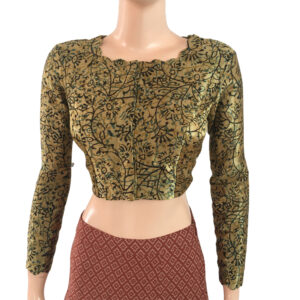 Readymade Online Silk Blouse Purchase
