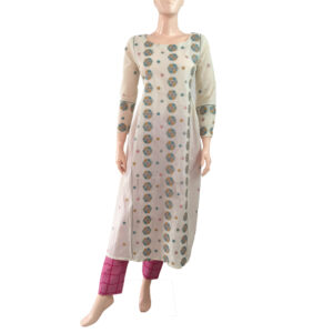 Online Embroidery Kurti Purchase Readymade